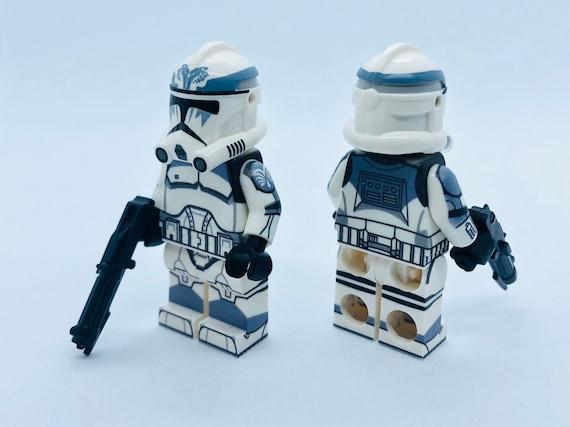 Wolf Pack Clone Star Wars minifigure clone wars cartoon tv toy figure