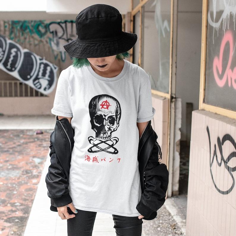 Pirate Punk 海賊パンク Unisex T-Shirt image 0