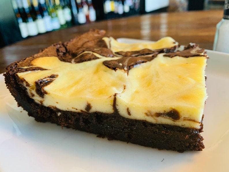 Cheesecake Brownies image 0