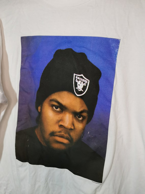 VINTAGE Ice Cube Rapper Oshea Jackson Most Wanted