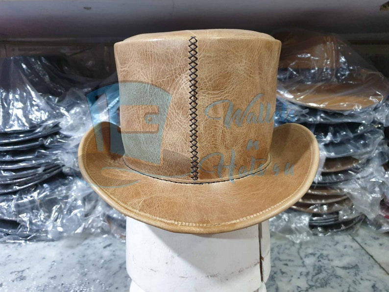 Marlow Unbanded Top Hat
