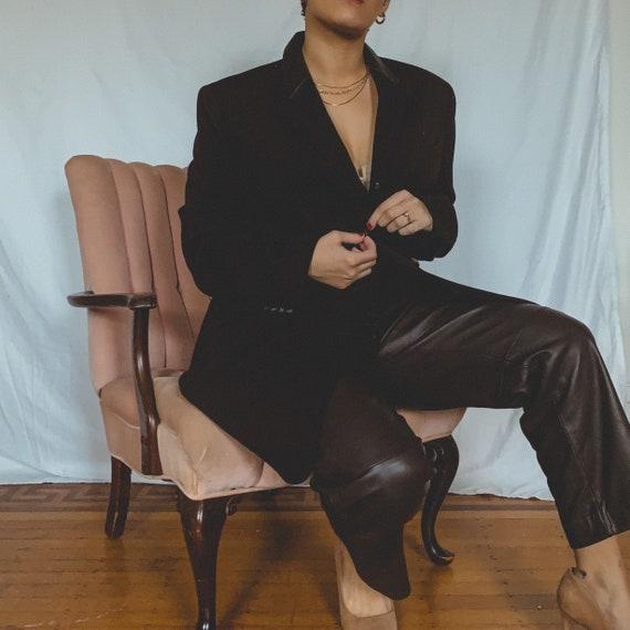 Dark Brown Ralph Lauren Blazer