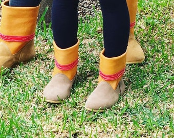 Madeira Island Traditional Boots - Children