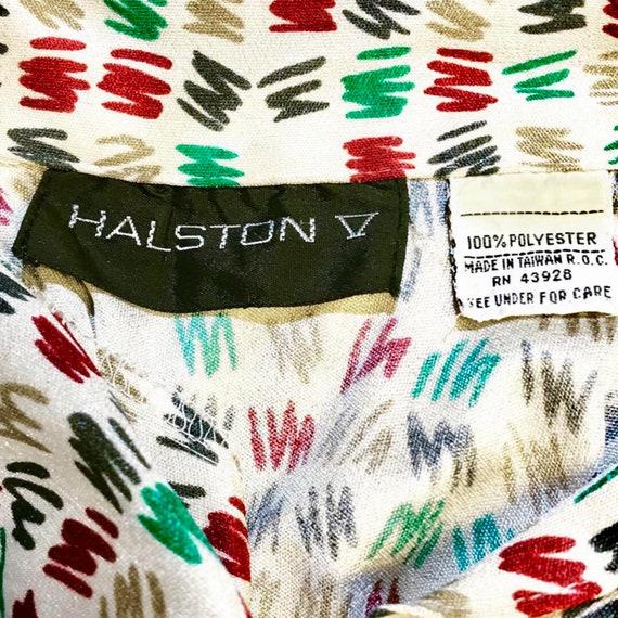 Halston Vintage Classic Skirt Set - image 2