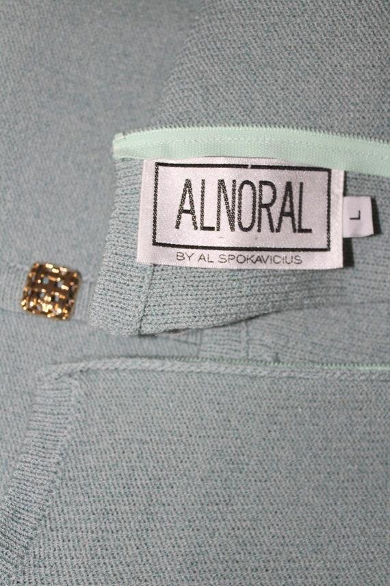 Vintage Alnoral Knit Dress - image 9