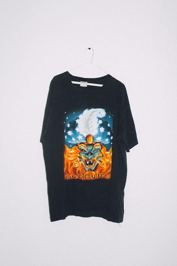 Insane Clown Posse Vintage 2000s Graphic T-shirt