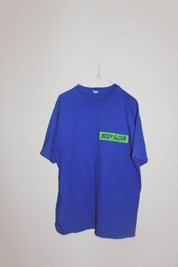 Vintage 90s Body Glove Single Stitch T-shirt