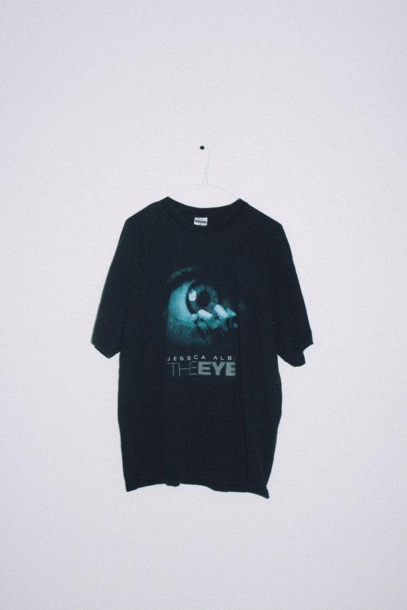 The Eye 2008 Jessica Alba Movie Promo T-shirt