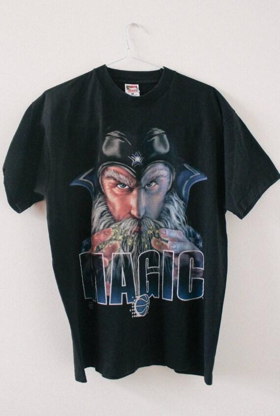 90s Orlando Magic Vintage Graphic T-shirt
