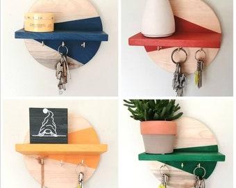 Key Hanger with little shelf