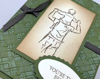 You're the Best - Masculine Any Occasion Card