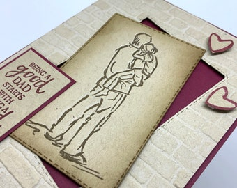 Father's Day, Just Because, Birthday or I Love Daddy Card