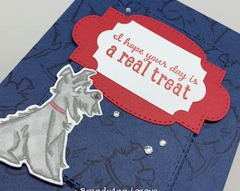 Real Treat Dog