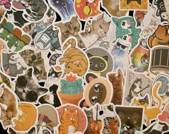 QUICK SHIP! Skate Stickers Lot 10 or 40 pcs Skateboard water bottle