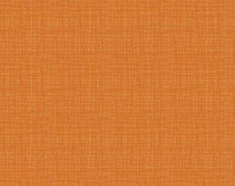 Riley Blake Texture Pumpkin half yard
