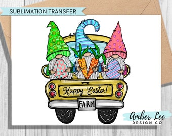 Sub Transfer 609 Sublimate Transfer Sublimation Ready To Press Easter SUBLIMATION Transfer Heat Transfer Ready To Press Transfer