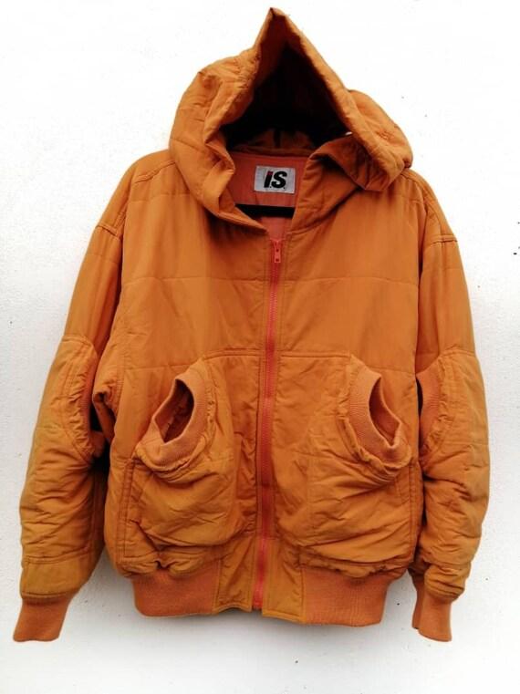 Issey Miyake Vintage 80s Bombers jacket