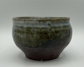 Seafoam - Wood Fired Ceramic Teabowl