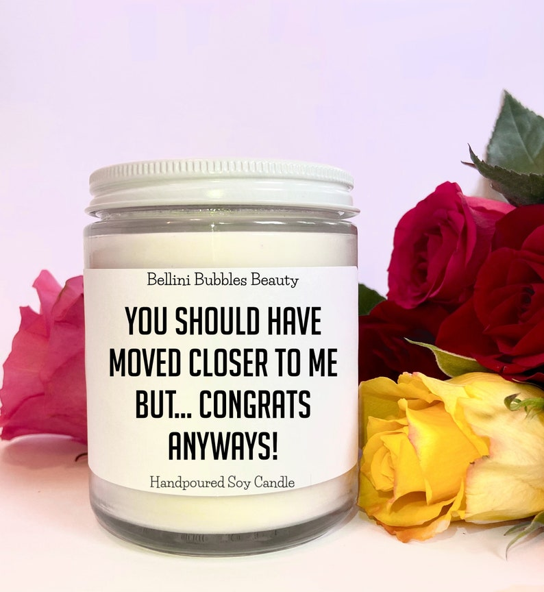 Housewarming Gift for Bestfriend Funny Moving Away You image 0