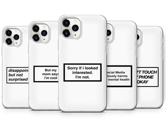 Funny Iphone Case Etsy