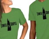 The Dark Tower Power Couple Unisex T-Shirt | Stephen King, Ka, Mid-World, The Gunslinger