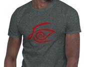 The Dark Tower Crimson King Logo Unisex T-Shirt | Stephen King, Ka, Mid-World, The Gunslinger