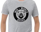 The Dark Tower Shardik Mid-World Bears Unisex T-Shirt | Stephen King, Ka, Mid-World, The Gunslinger