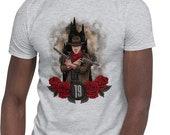 The Dark Tower Roland Deschain Unisex T-Shirt | Stephen King, Ka, Mid-World, The Gunslinger