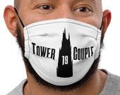The Dark Tower Power Couple Premium face mask | Stephen King, Ka, Mid-World, The Gunslinger