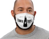 The Dark Tower Power Couple Premium face mask