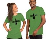 The Dark Tower Power Couple Short-Sleeve Unisex T-Shirt