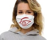 The Dark Tower Crimson King Logo Premium face mask