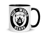 The Dark Tower Shardik Mid-World Bears Mug with Color Inside
