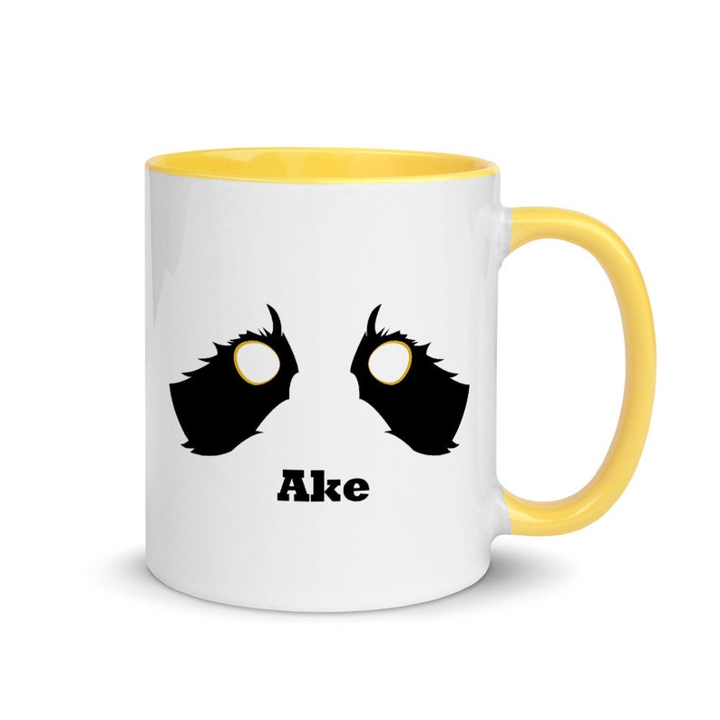 The Dark Tower Oy Mug with Color Inside  Ake image 0
