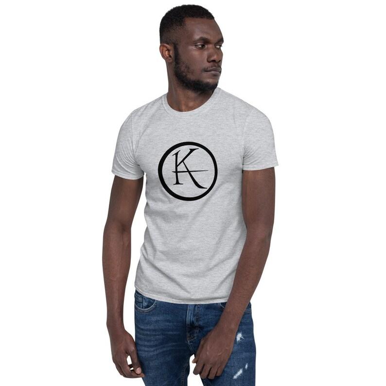 The Dark Tower Ka Logo Short-Sleeve Unisex T-Shirt image 0