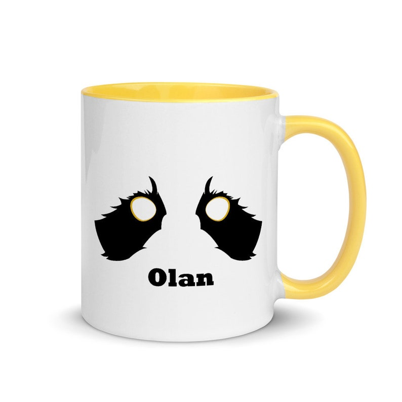 The Dark Tower Oy Mug with Color Inside  Olan image 0