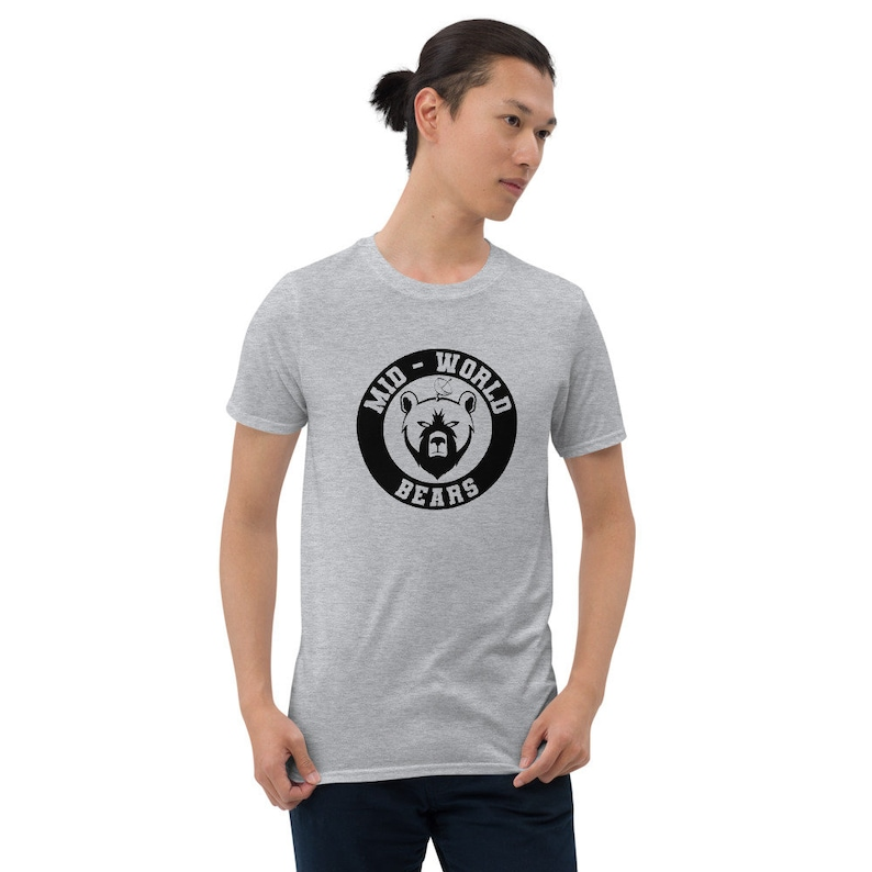 The Dark Tower Shardik Mid-World Bears Short-Sleeve Unisex image 0