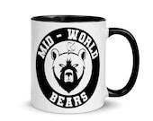 The Dark Tower Shardik Mid-World Bears Mug with Color Inside | Stephen King, Ka, The Gunslinger