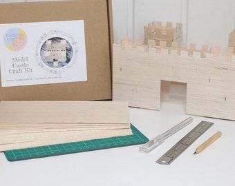 Model Castle Adult Craft Kit