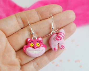 Bewitched Alice in Wonderland Earrings