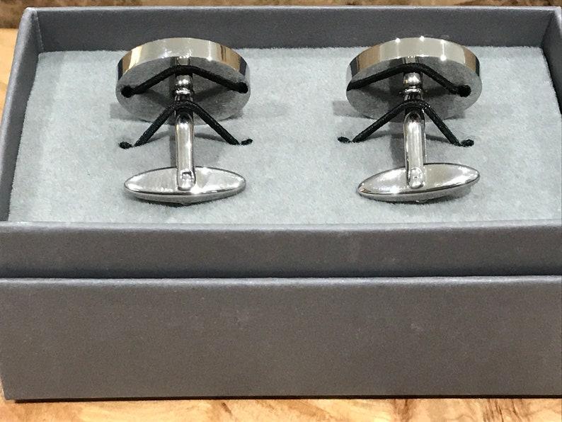 1950 Sixpence Cufflinks