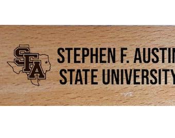 Stephen F Austin State University Rainbow Alumni Comfort Color Short Sleeve T Shirt