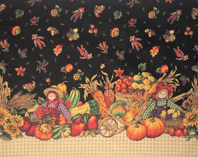 Secrets of the Autumn Harvest Border CP 35083