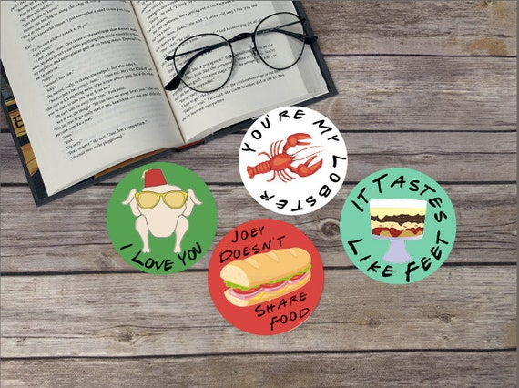 Gift Idea Central Perk Decor FRIENDS Quotes Inspired Coaster Set Mothers Day Gift|