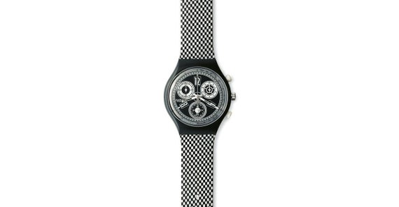Swatch CHESS