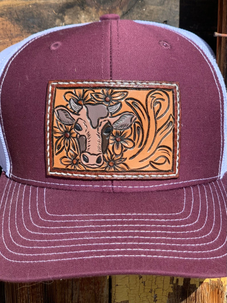 PRE ORDER Cow Hat