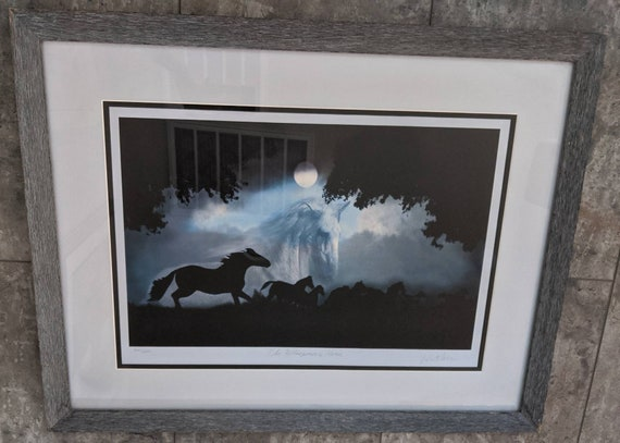 The Whisperer/'s Horse by Robert Vara Photography Collage