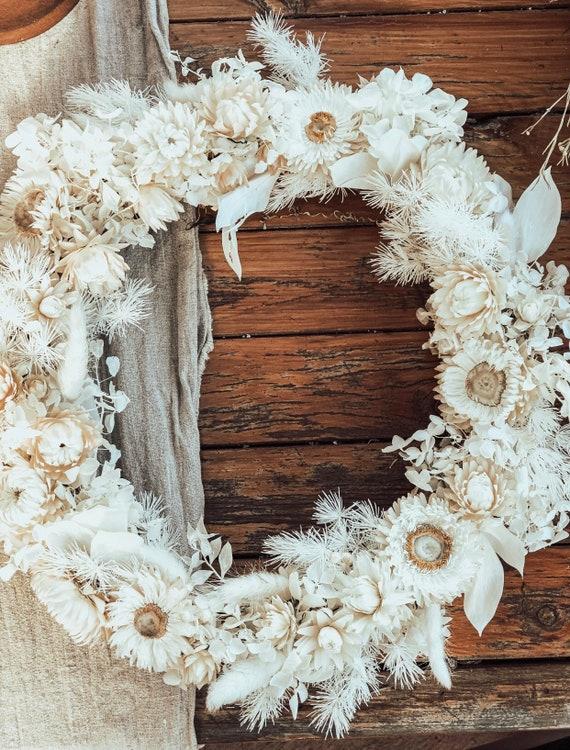 The Heavenly Halo Wreath