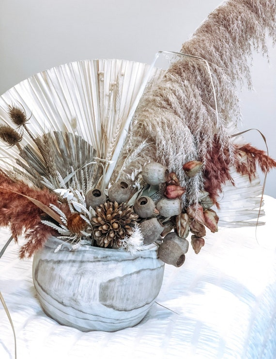 The Blooming Palm Arrangement