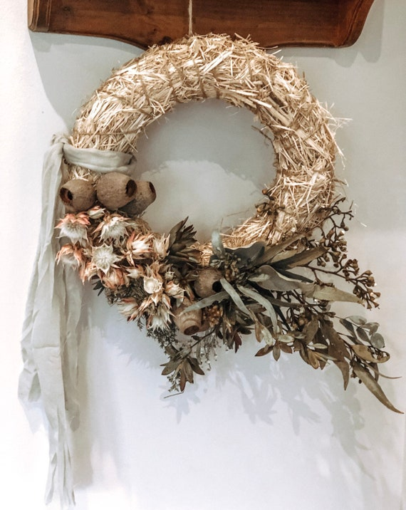 A Native Country Wreath